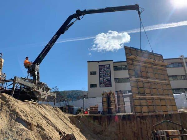 KBRH Emergency Department Renovation | Arcana Building Company