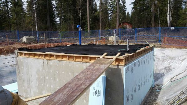 Splatsin Domestic Water System Improvements| Arcana Building Company