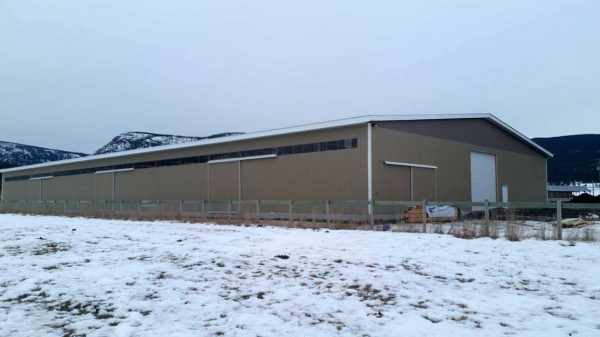 Riding Arena | Arcana Building Company