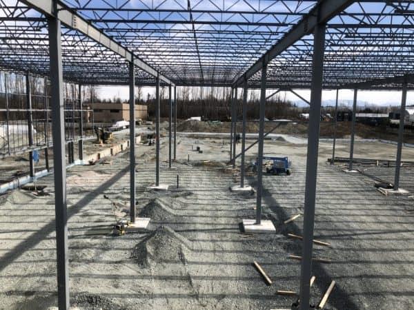 TDL Langley Distribution Center | Arcana Building Co.