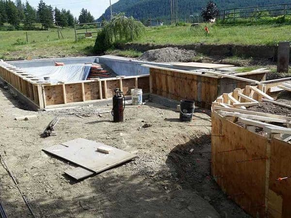Residential Pool Construction| Arcana Building Company
