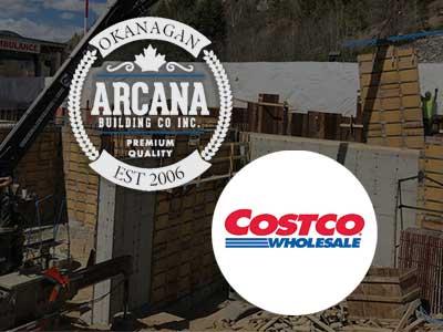 Costco Commercial Development | Arcana Building Co.