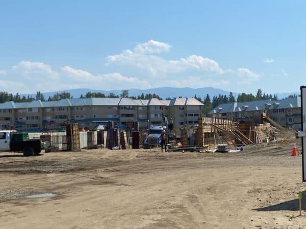 Costco Wholesale Concrete Project | Arcana Building Company